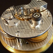 Hamilton Ship Chronometer movement