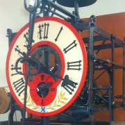 Tower clock from 1740