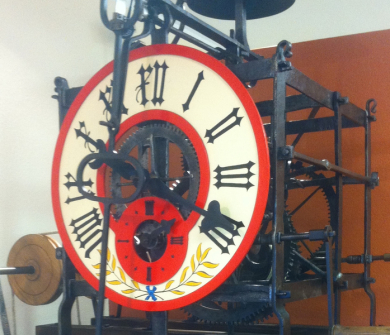 Antique Tower Clock at Watch Investments