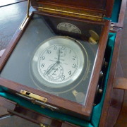 Waltham ship chronometer