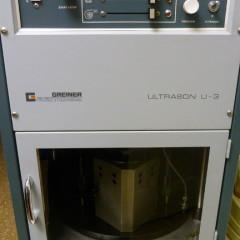 Greiner Ultrason 3 cleaning machine